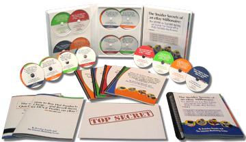 Insider Secrets of an                                             eBay Millionnaire